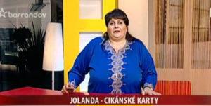 Po dlouhé nemoci zemřela legendární věštkyně Jolanda | Společnost ...